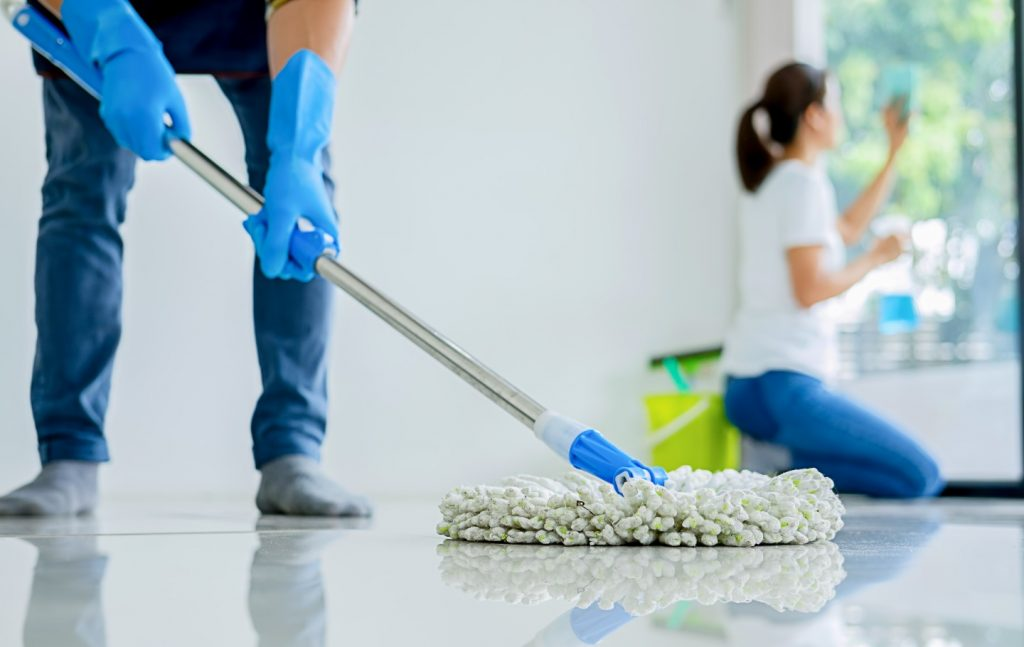 office cleaning services rates singapore