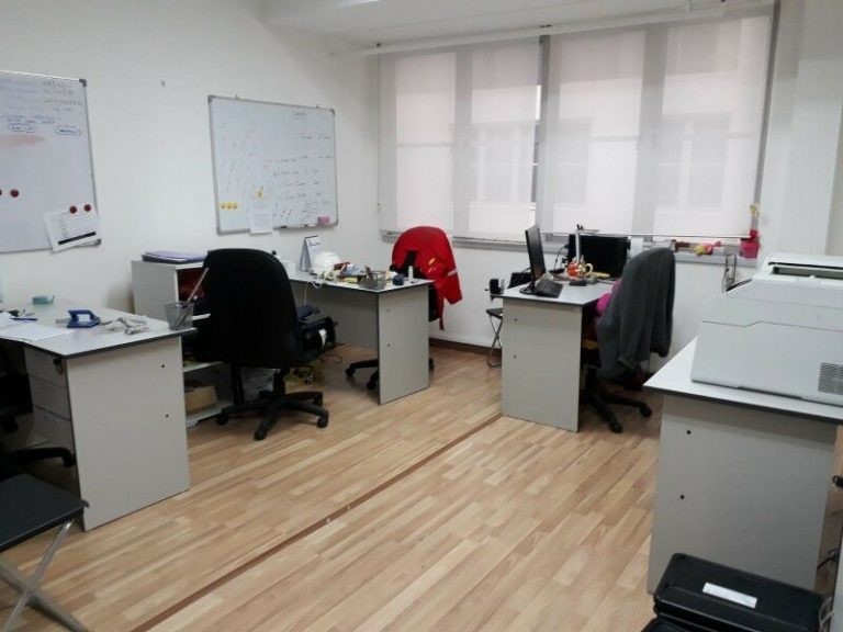 Office rental system