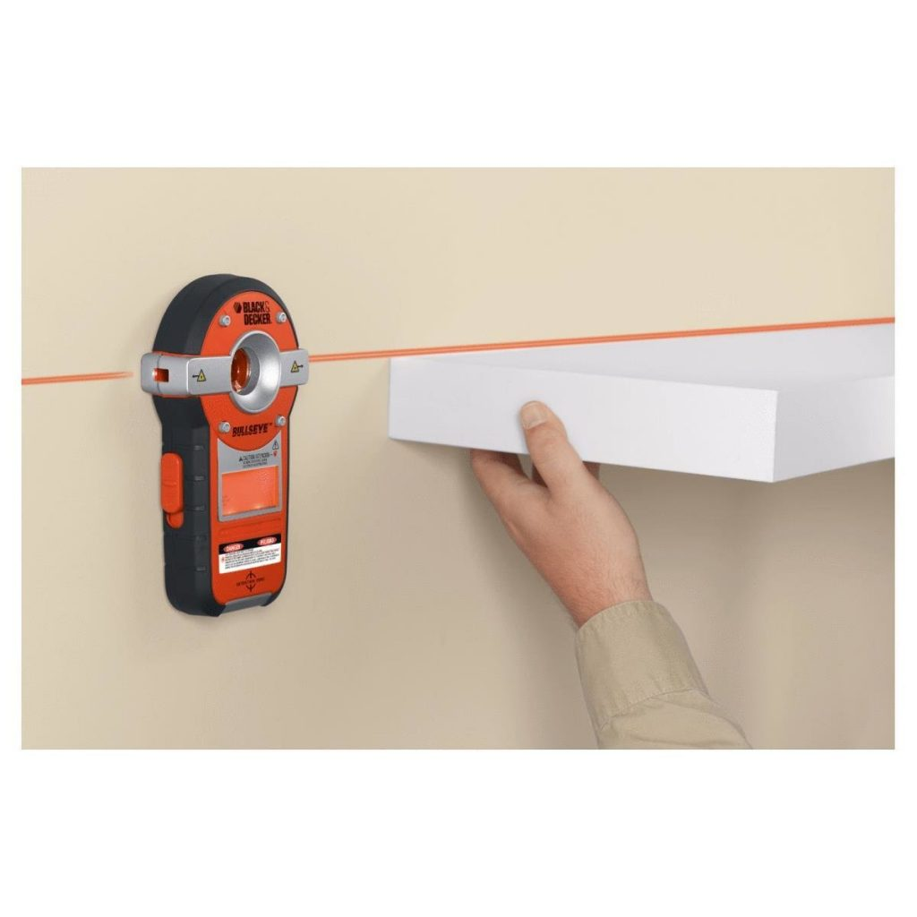 black & decker stud finder
