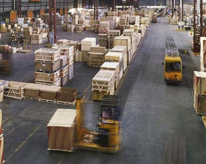 Singapore Warehouse Space