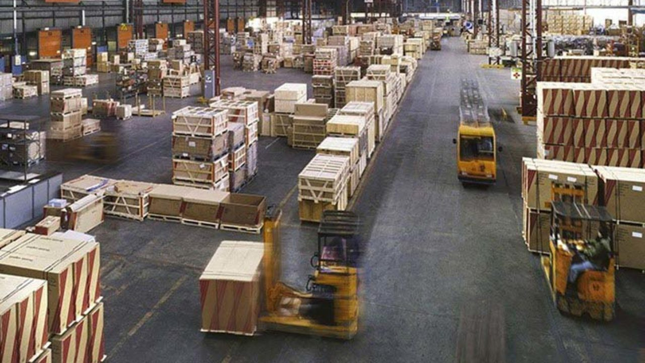 Singapore Warehouse Space