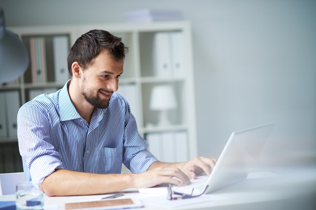 Online Job Searches