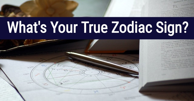 zodiac sign quiz